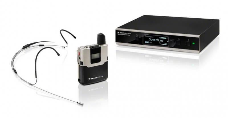 Sennheiser SL HEADMIC SET DW-3-EU