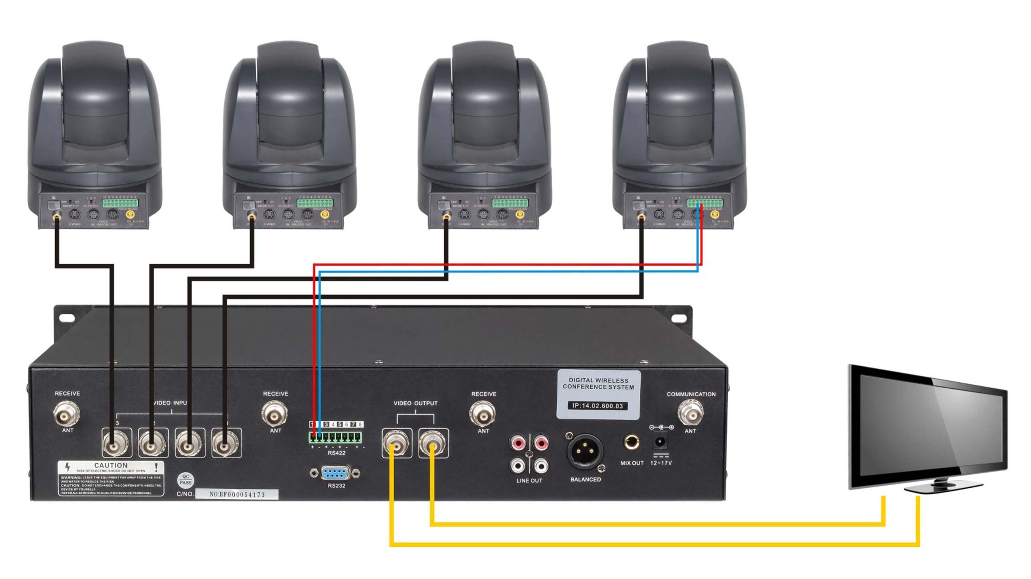 Блок управления BKR WCS-20M_2